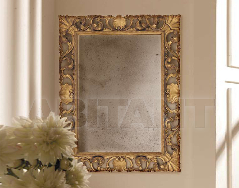 Купить Зеркало настенное Silvano Grifoni Esperienza Artigianale 2356