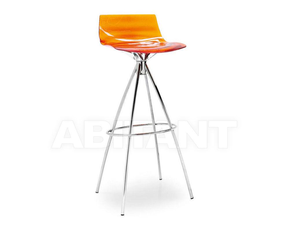 Купить Барный стул L'EAU Connubia by Calligaris Dining CB/1270 P77, P851