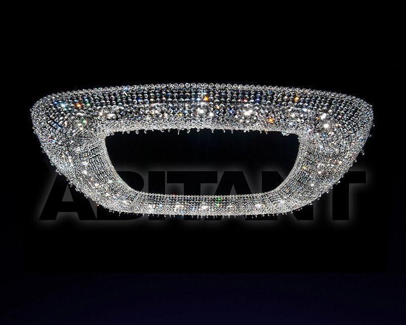Купить Люстра Manooi Crystalight Oeno 140/140