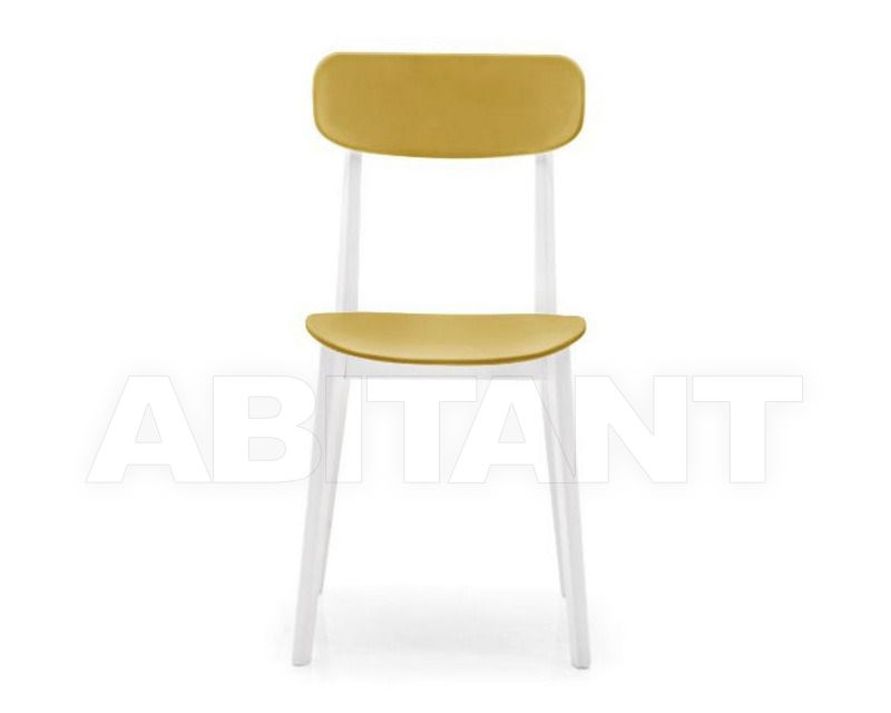 Купить Стул CREAM Calligaris  Dining CS/1369 P94, P973