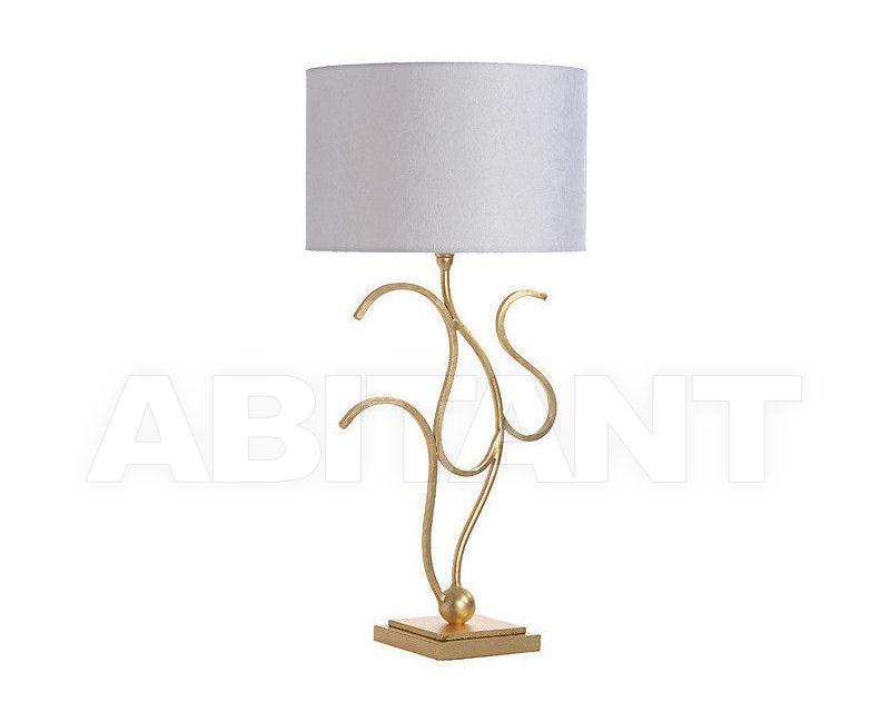 Купить Лампа настольная Lucienne Monique Design 7612/1 ORO