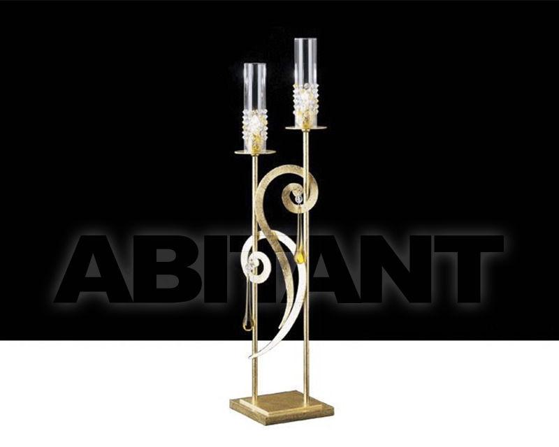 Купить Лампа настольная Lucienne Monique Design 7522/2 oro