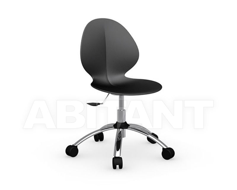Купить Стул BASIL Calligaris  Working CS/1366 P77, P15