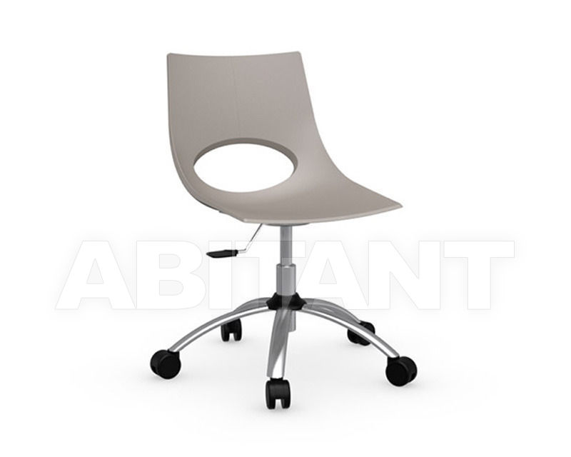 Купить Стул CONGRESS Connubia by Calligaris Working CB/1252 P95, P900