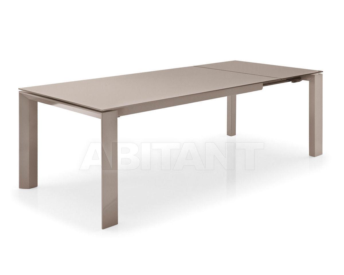 Купить Стол обеденный OMNIA GLASS Calligaris  Tavoli-consolle CS/4058-LV 180