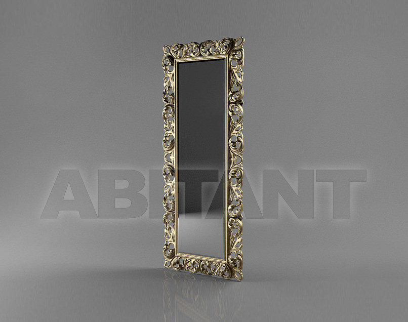 Купить Зеркало настенное DV homecollection srl Dv Home Collection 2011-2012/night Superbia mirror 207х107