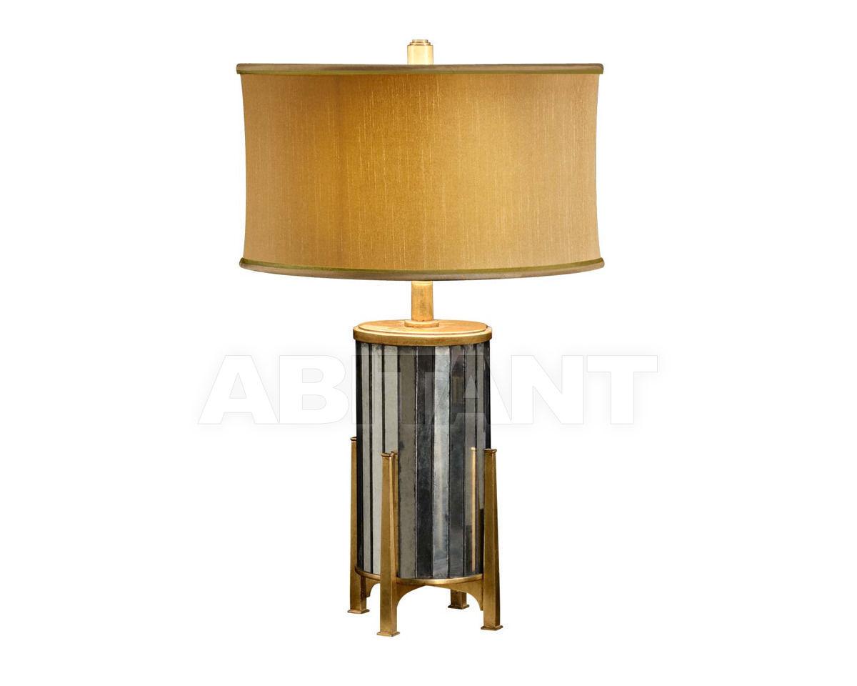 Купить Лампа настольная Eglomise Jonathan Charles Fine Furniture Luxe 494990-GES