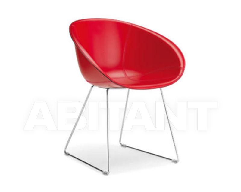 Купить Стул с подлокотниками GLISS Pedrali 2012 1020 1