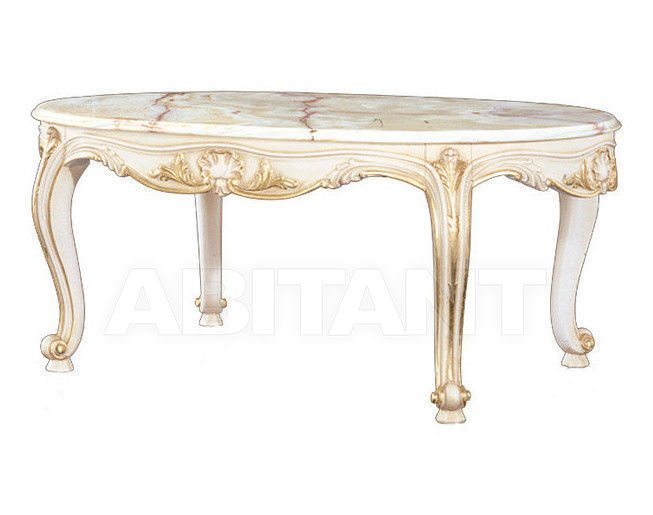 Купить Столик кофейный Fratelli Radice 2012 330 tavolino ovale 1