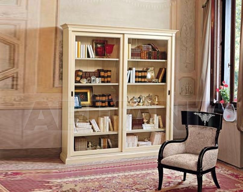 Купить Шкаф книжный Tonin Casa Glamour 1293