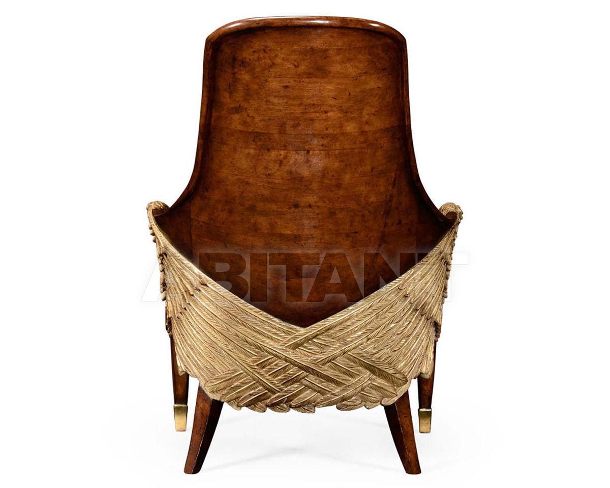 Кресло Empire Jonathan Charles Fine Furniture Icarus 494537 WAL F001 Ампир  / Барокко /