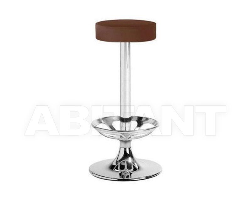 Купить Барный стул GALAXY Pedrali Keepinghigh 4836/FM S_ZETAbrown