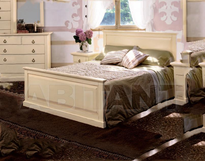 Купить Кровать Tonin Casa Glamour 3975