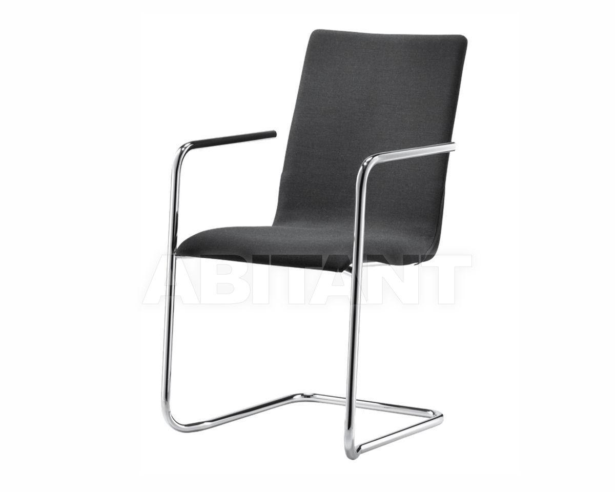 Купить Стул с подлокотниками Hiller Möbel 2013 logochair spr 145 142D 142