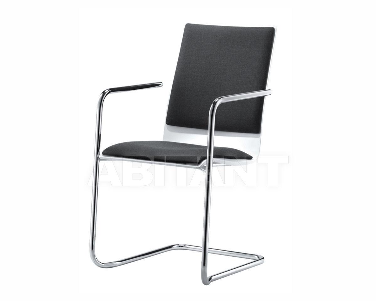 Купить Стул с подлокотниками Hiller Möbel 2013 logochair spr 145 142 143