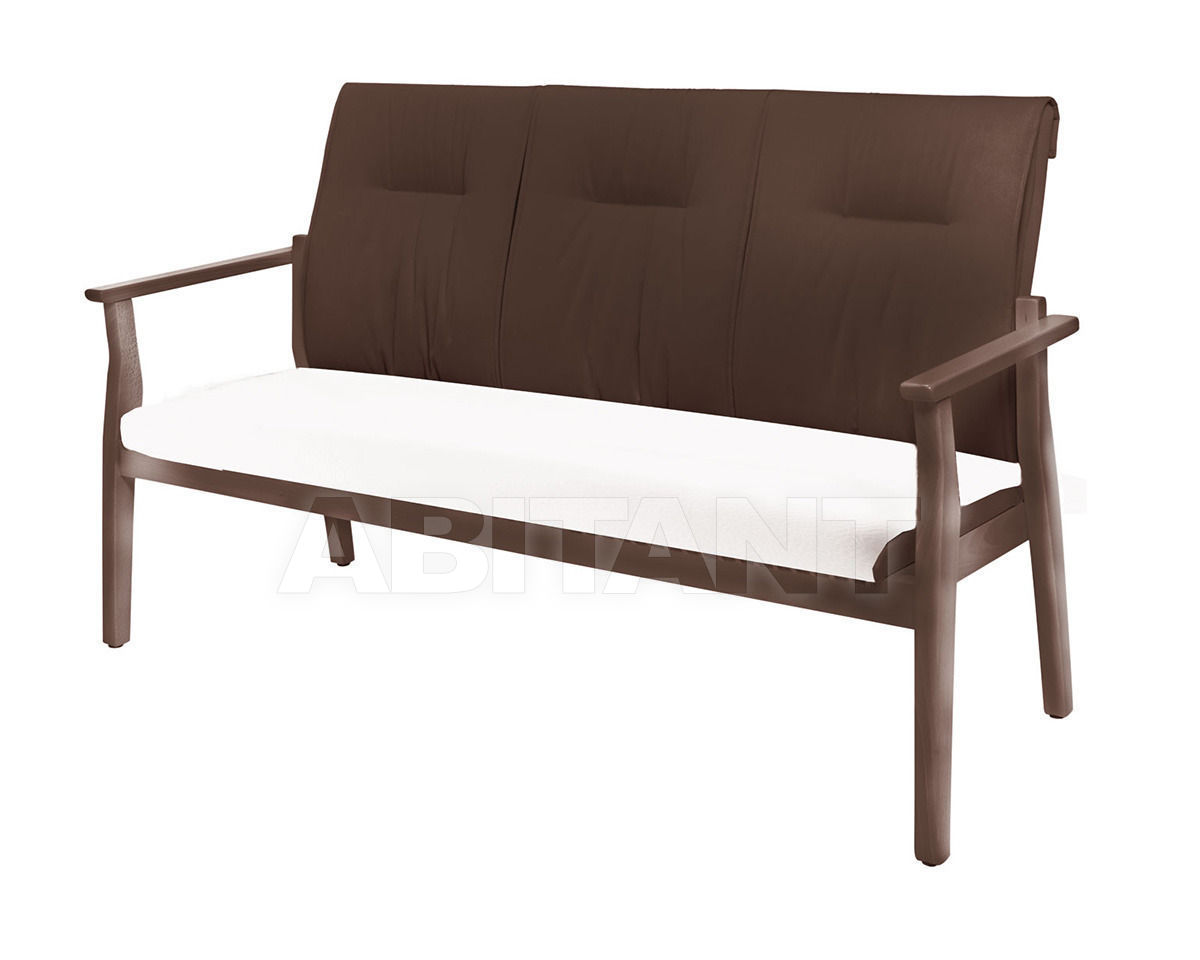 Купить Диван Hiller Möbel 2013 rondo-bänke 191 bpr 191 193 193 191 2