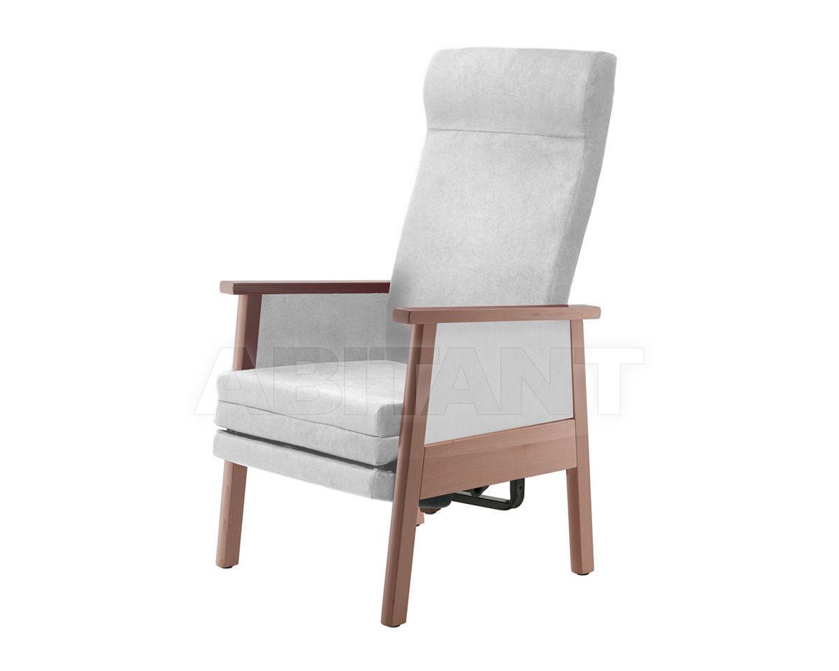 Купить Кресло Hiller Möbel 2013 rondo-verstellbare Sessel spr 283 283 283 282