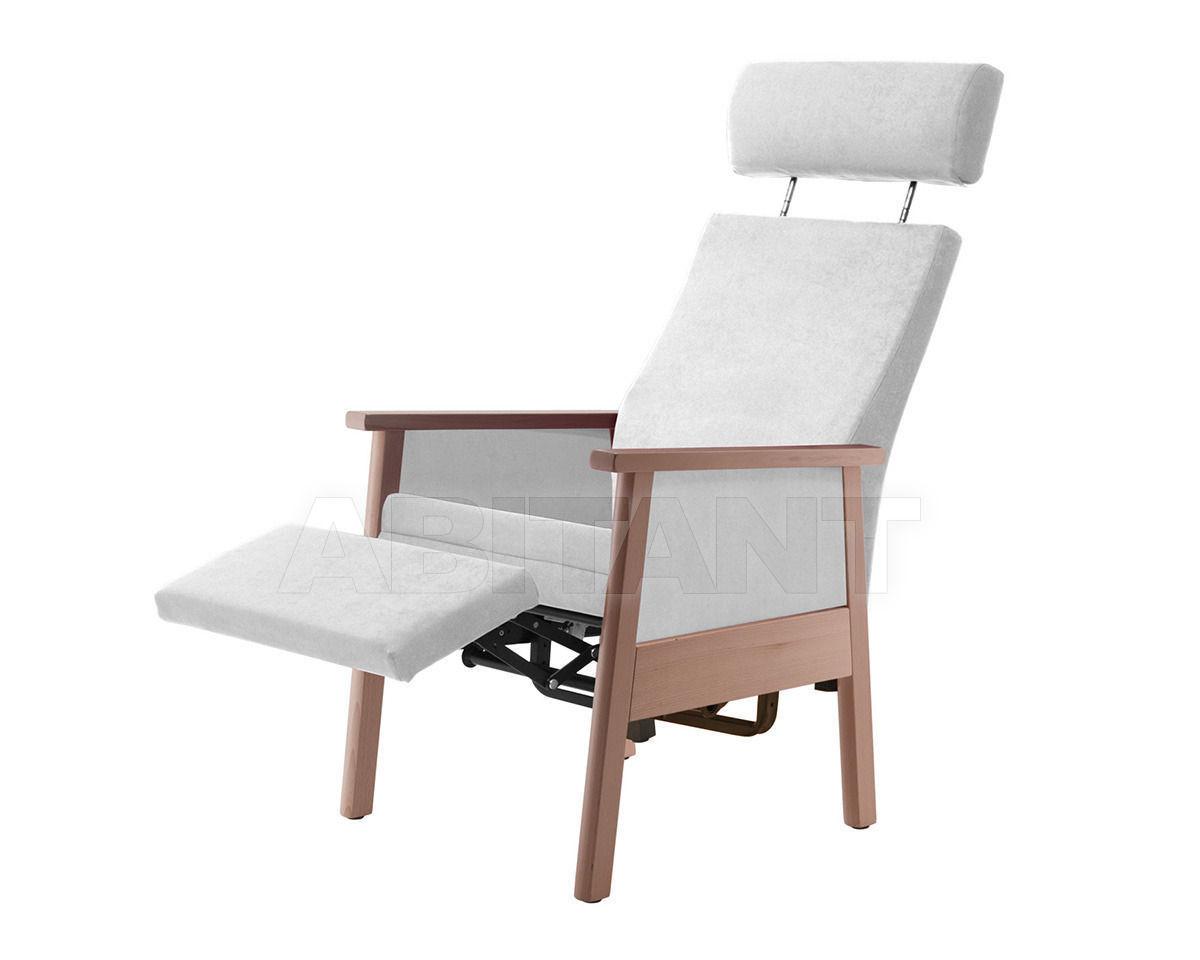 Купить Кресло Hiller Möbel 2013 rondo-verstellbare Sessel  spr 285 286 285 284