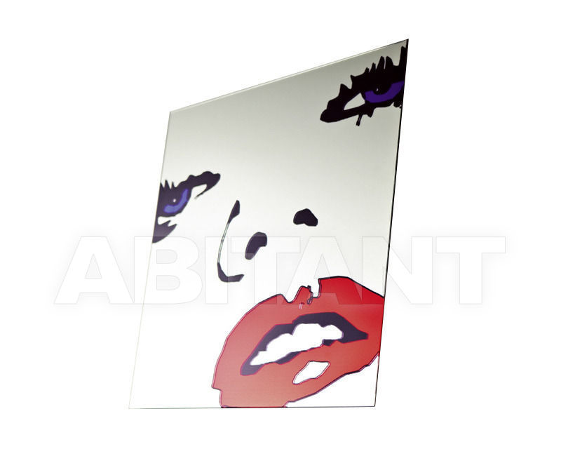 Купить Зеркало настенное Pacini & Cappellini Made In Italy 5503 Star