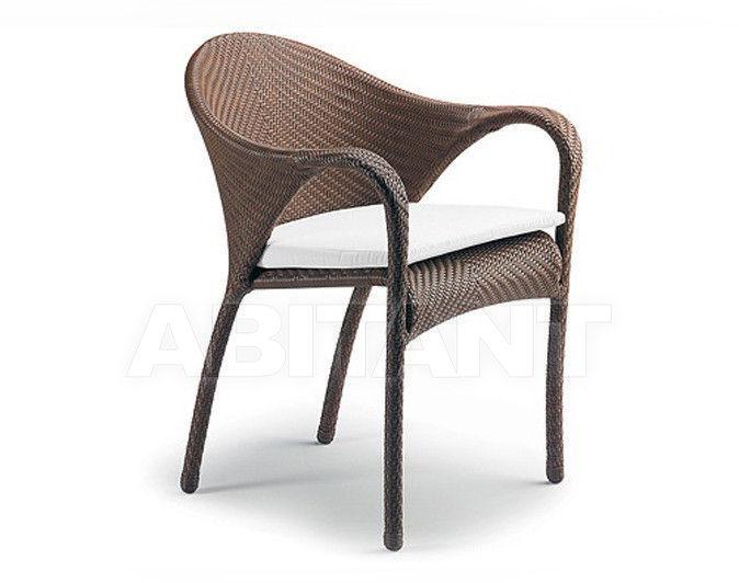 Купить Стул с подлокотниками Tango Dedon Tango 026001-065