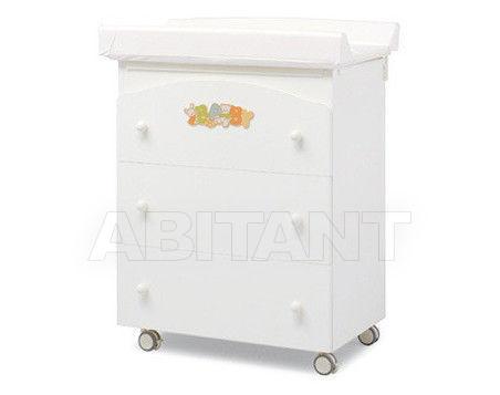 Купить Столик пеленальный Baby  Erbesi Collezione 2012 Baby  Bagnetto