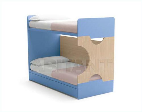 Купить Кровать детская Battistella Blog GL73204