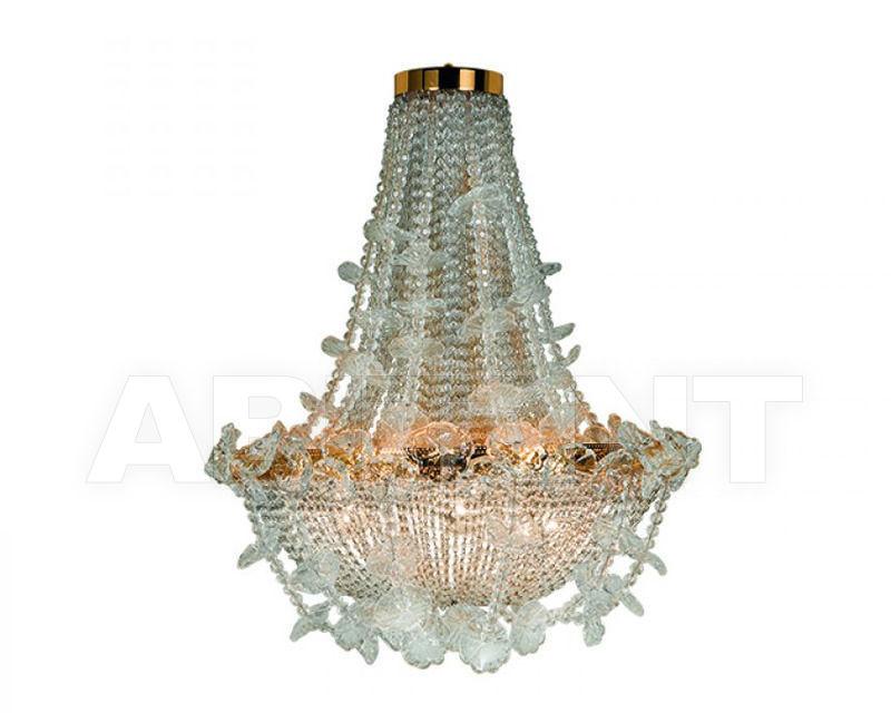 Купить Светильник настенный Baga-Patrizia Garganti Euroluce 7419