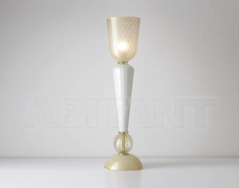 Купить Лампа настольная CON COPPA A BOLLICINE Halley Classic 33L