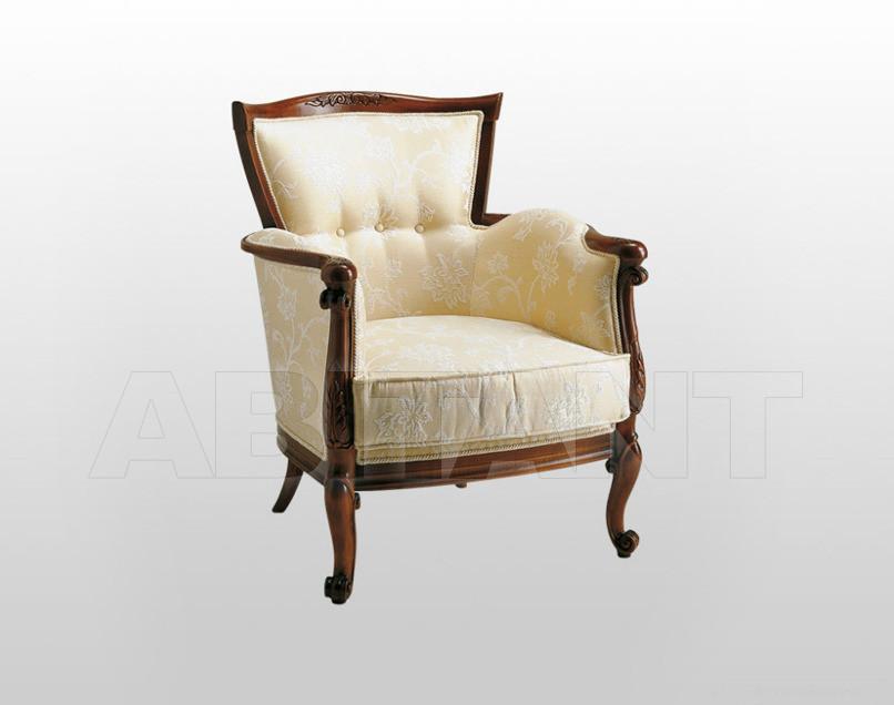 Купить Кресло Volpi Sedie e Mobili imbottiti s.r.l. Classic Living 1151