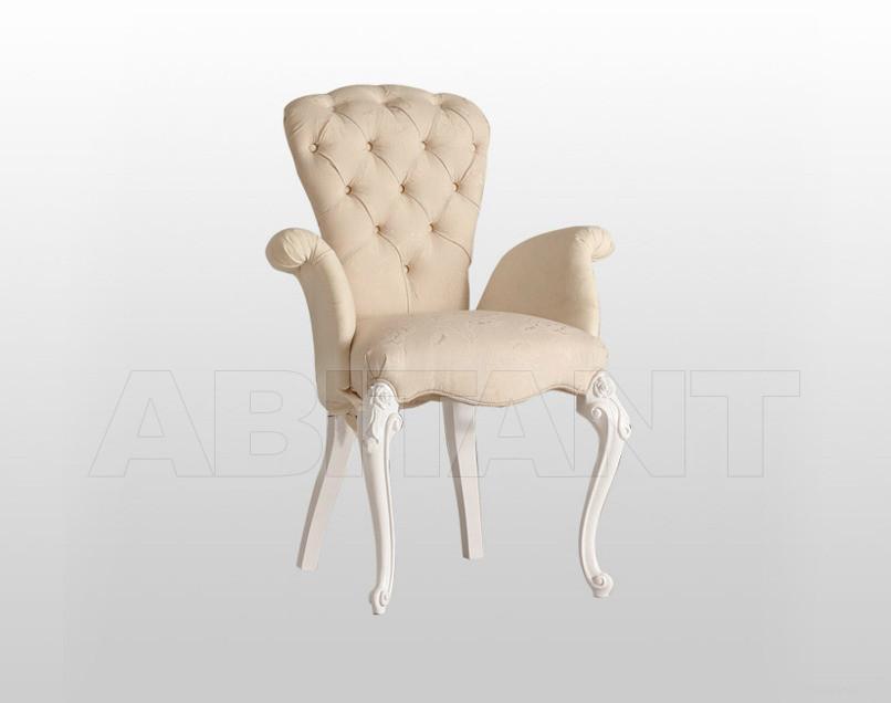 Купить Стул с подлокотниками Volpi Sedie e Mobili imbottiti s.r.l. Classic Living 1235