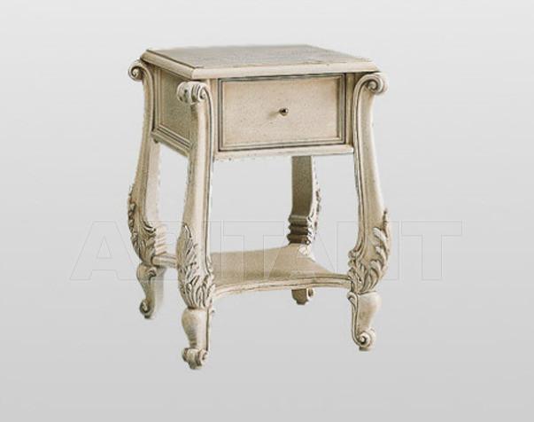 Купить Столик приставной BOEMIA/QUADRATO Volpi Sedie e Mobili imbottiti s.r.l. Classic Living 2612