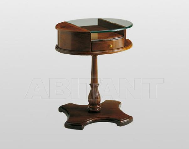 Купить Столик приставной PAOLINA Volpi Sedie e Mobili imbottiti s.r.l. Classic Living 2029