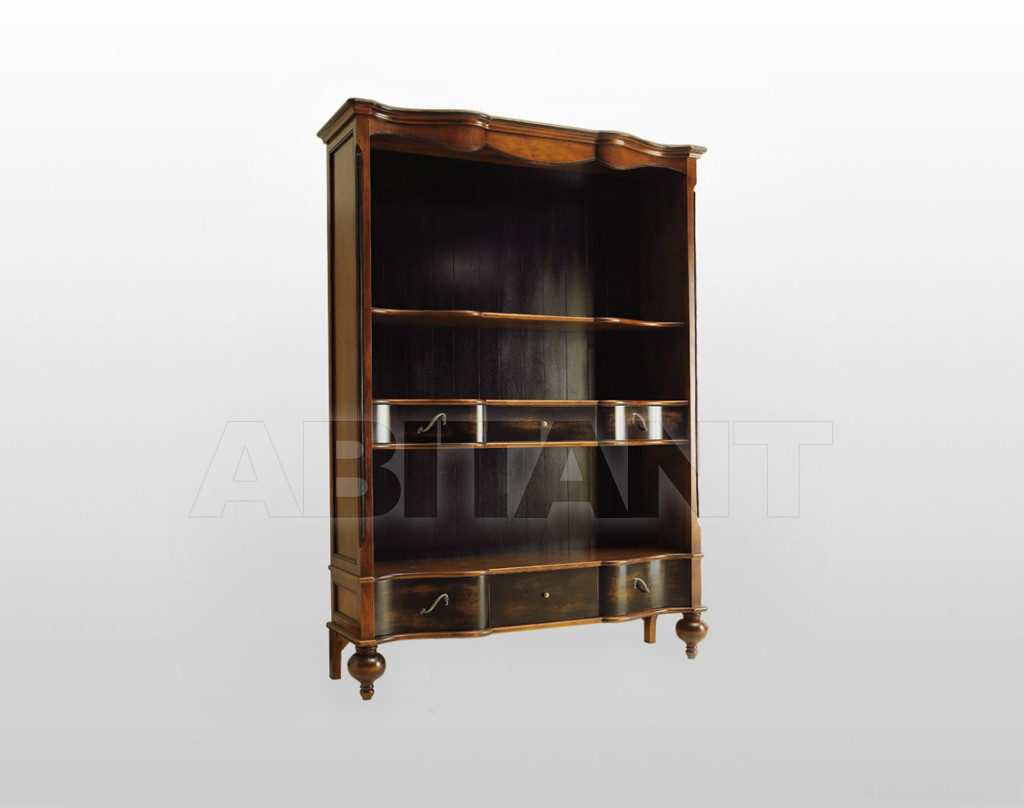 Купить Шкаф книжный BOTERO Volpi Sedie e Mobili imbottiti s.r.l. Classic Living 1360