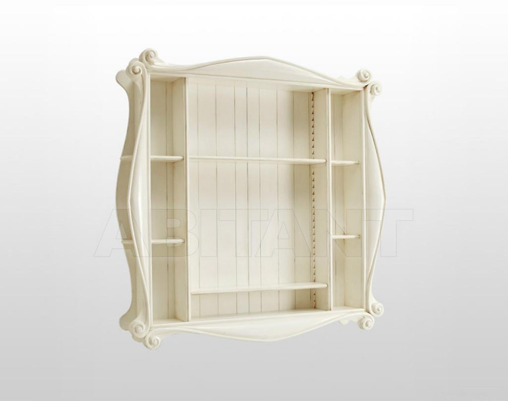 Купить Шкаф книжный EMMA Volpi Sedie e Mobili imbottiti s.r.l. Classic Living 2885