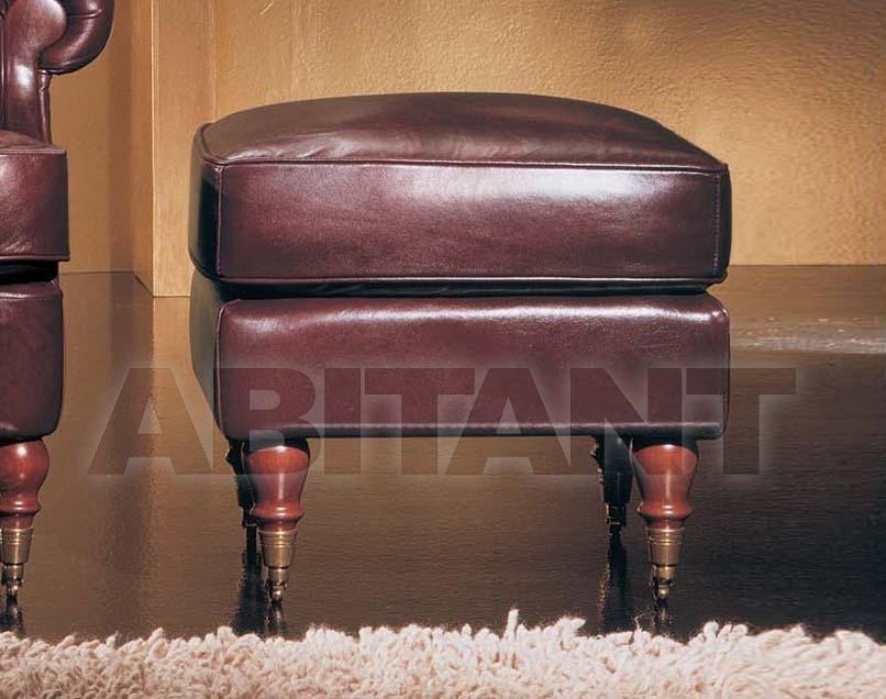 Купить Пуф Cava Traditional BERGY POUF 50 x 50 piede a vista senza ruote