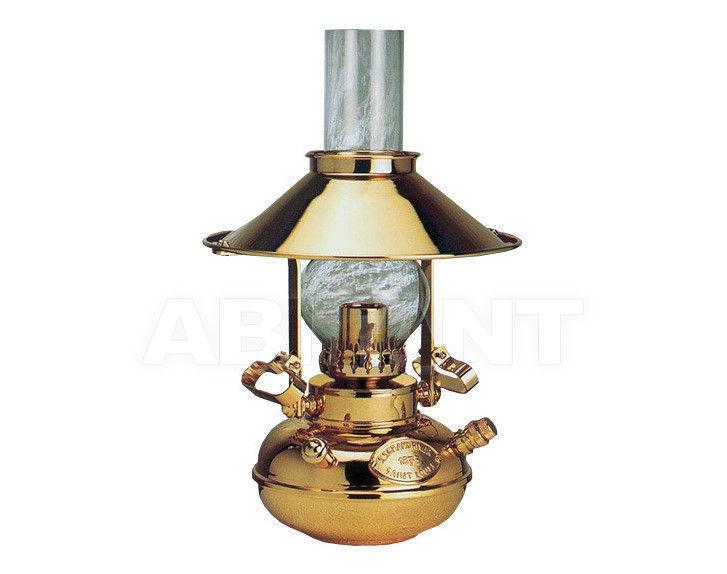 Купить Лампа настольная Caroti Srl Vecchia Marina 16 LA/G