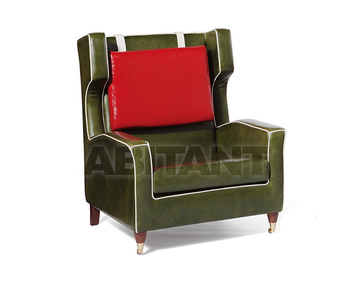 Купить Кресло Paolo Castelli  Domodinamica garibaldi green
