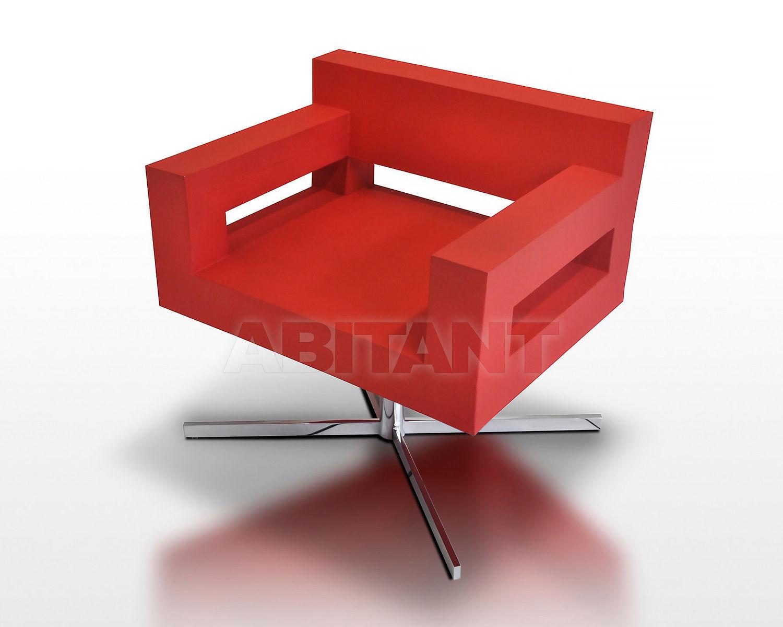 Купить Кресло Paolo Castelli  Domodinamica cubica