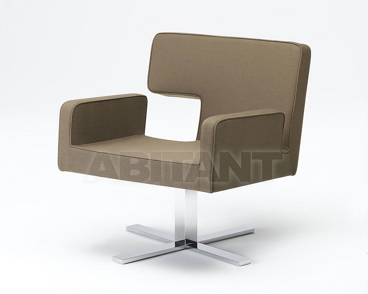 Купить Кресло Paolo Castelli  Domodinamica ELLE LOUNGE CHAIR