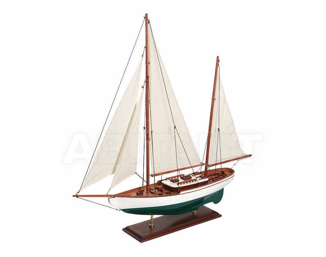 Купить Интерьерная миниатюра OCEAN CRUISING YACHT Caroti Srl Vecchia Marina 7414