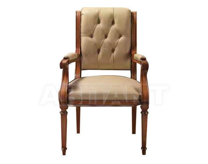 Купить Стул с подлокотниками Busnelli Fratelli Seats Collection 381