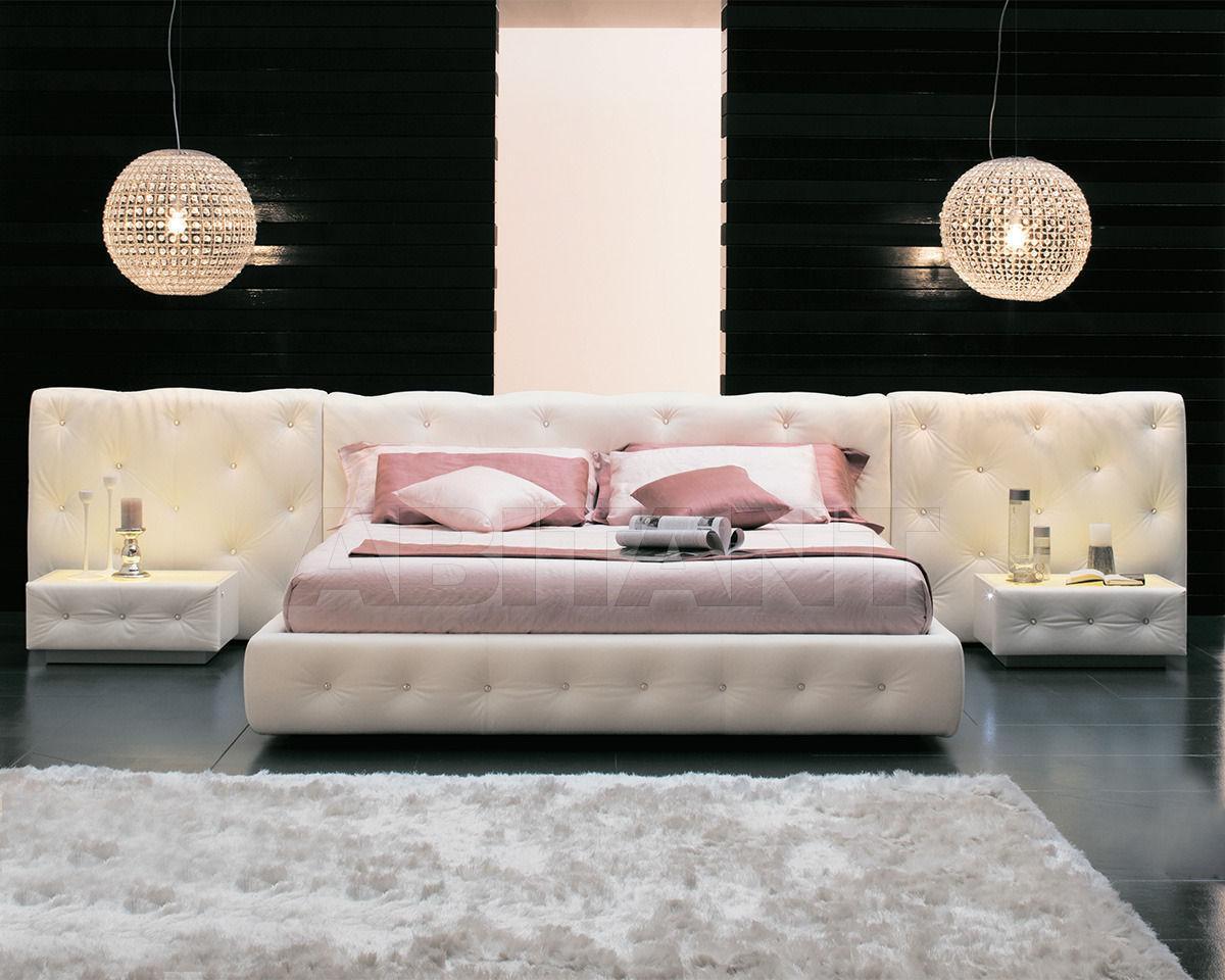 Купить Кровать Mito 1964 Spark Line Testata cm. 114 Predisposto AURIGA C/BOTTONI