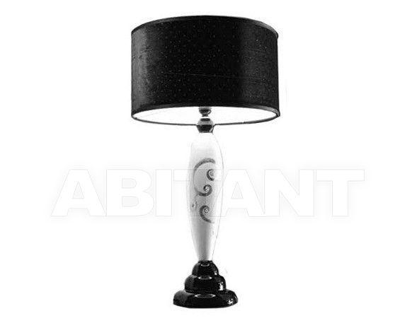 Купить Лампа настольная Bacci Stile Home Boulevard HB 053 argento