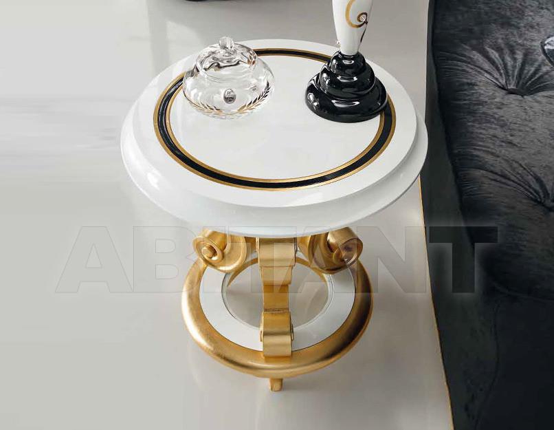 Купить Столик кофейный Bacci Stile Home Boulevard HB 015 oro