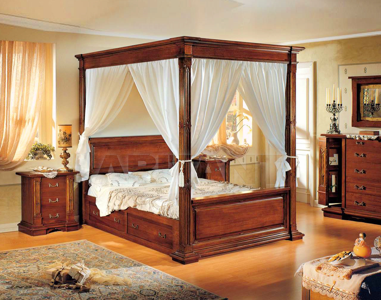Купить Кровать Enzo Benetti Gotico Z037
