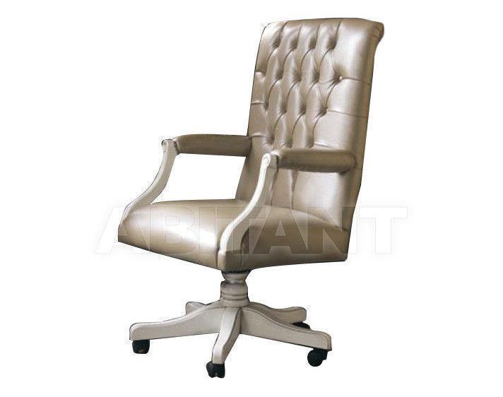 Купить Кресло для кабинета L'artigiana Santa Cruz 493