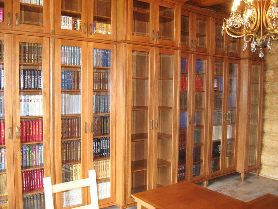 Персональный сайт - шкафы(купе, библиотеки).
