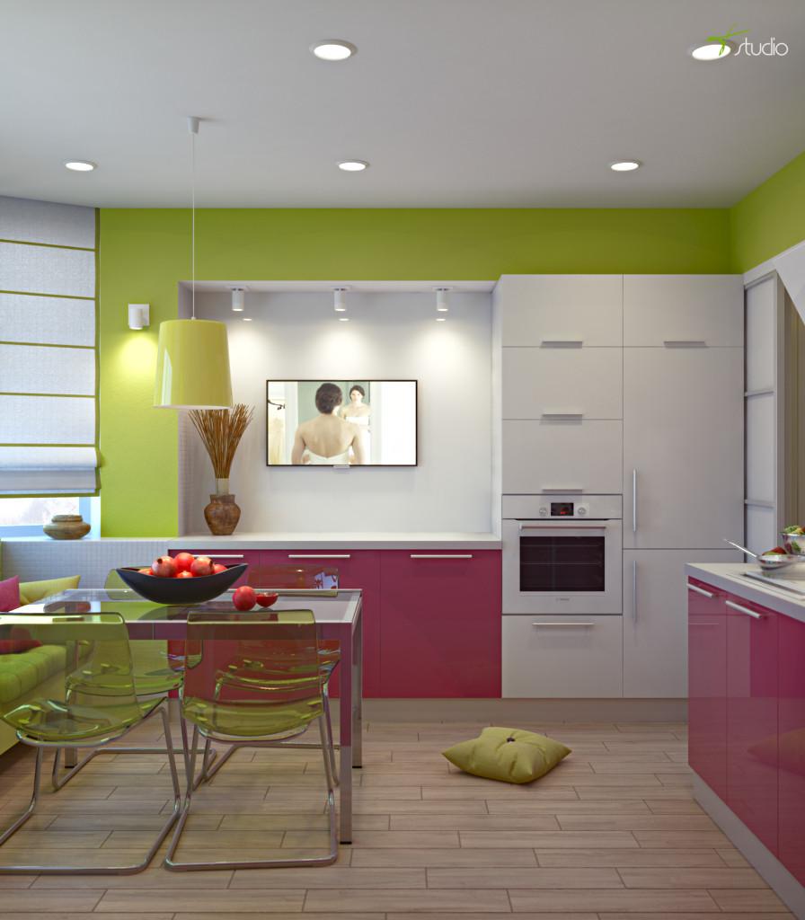 Дизайны кухни 13 кв.м