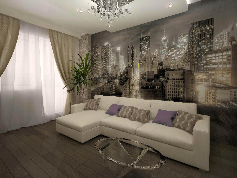 Дизайн 2 комнат 30 кв.м фото