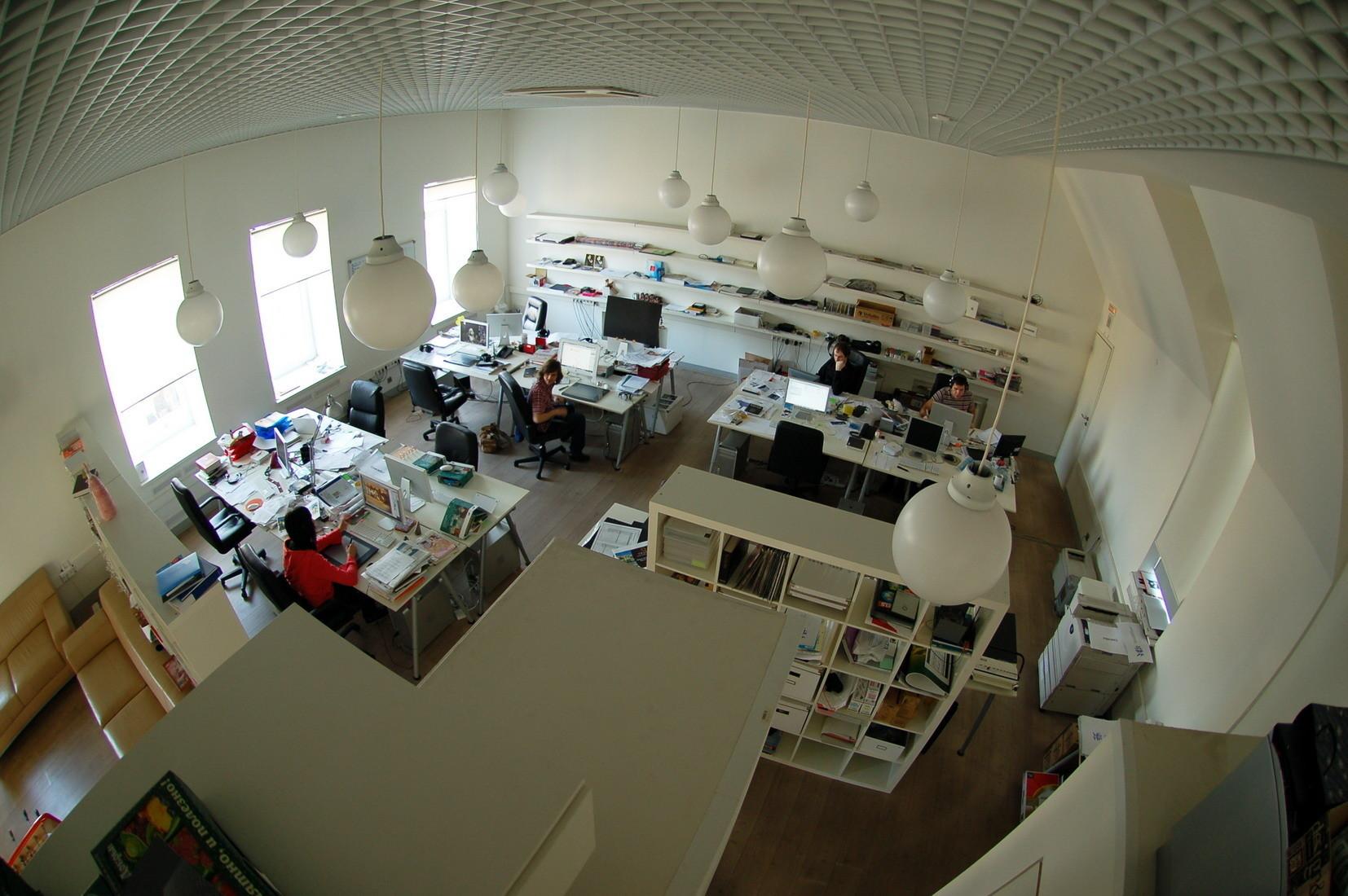 Офис дизайн бюро